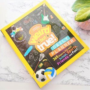 National Geographic Kids 365 Daily Planner